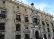 Granada - Plaza Nueva - Palacio de Audiencia